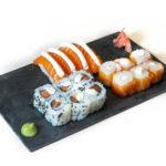 Saiko no Sushi Maxi Saumon