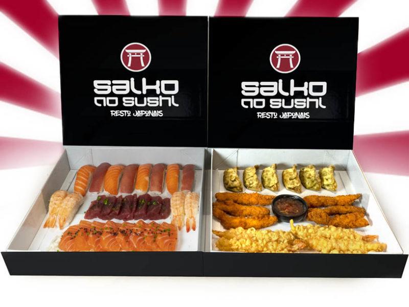 coffret Saiko no Sushi Doryo