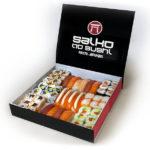 coffret Saiko no Sushi KAZOKU